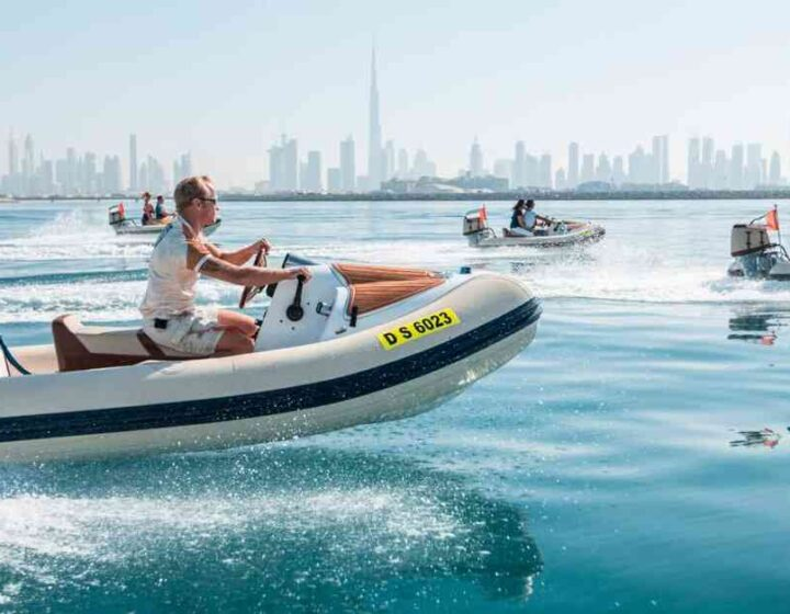 8 Exciting Water Sports In Dubai