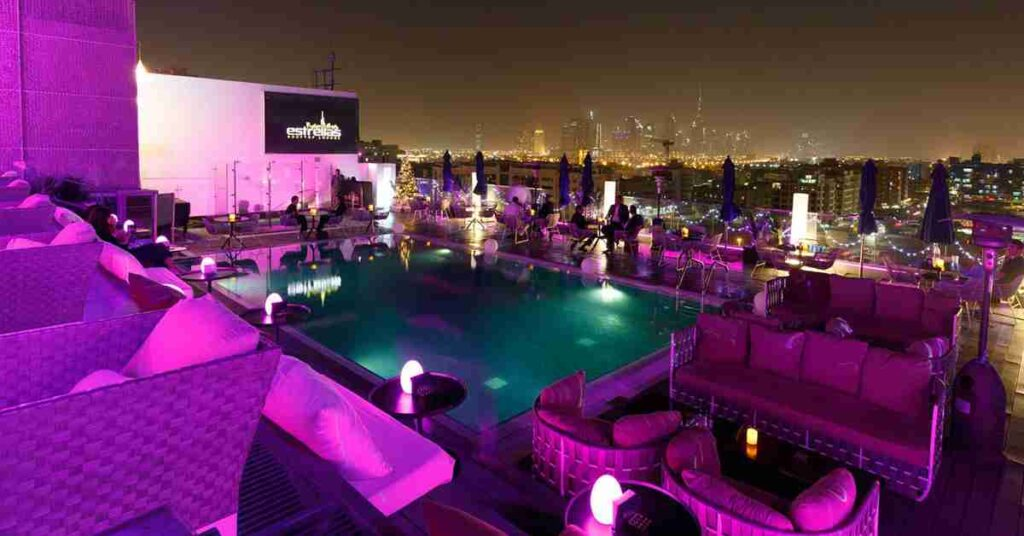Rooftop Bars
