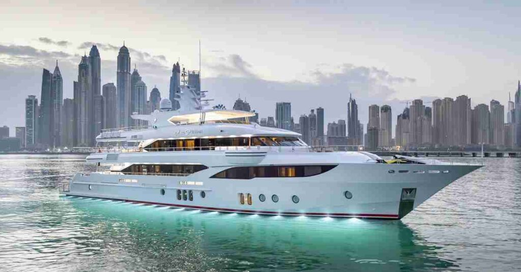 Sail Away The Night On Your Personal Yacht Cruise