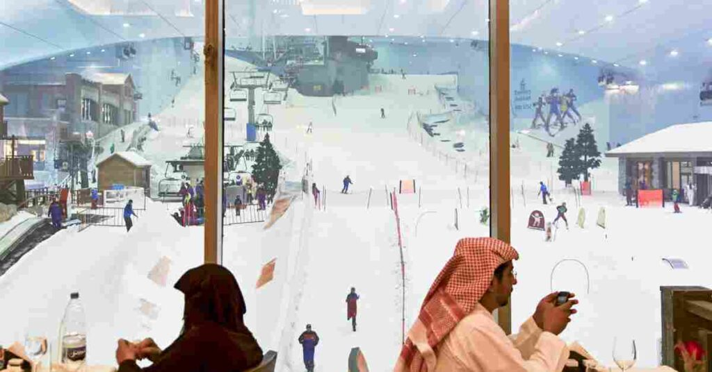 Look For Ski School In Ski Dubai
